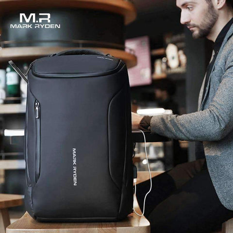 Waterproof USB Charging Backpack | - Texuh Port. The Business, Brand & Influencer Store. FREE SHIPPING ON ALL ORDERS. Influencer Marketing, Influencer Tools, Business Tools, Business Marketing, Content Creator.