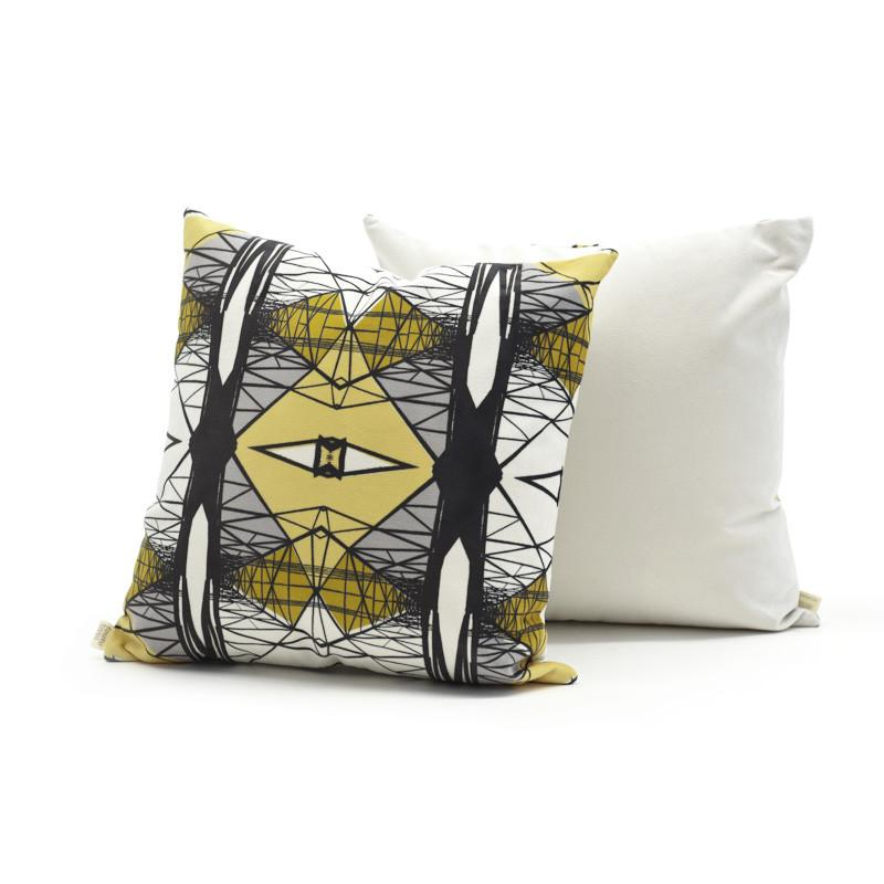 Cushion cover - Under the steel towers [assorted colours and sizes]