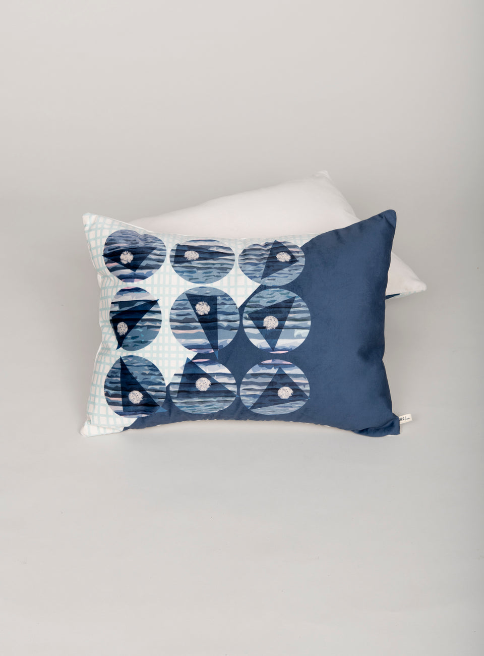 Cushion cover - Sea Port