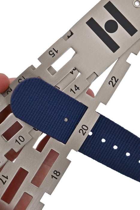 Hirsch Watch Strap and Lug End Ruler