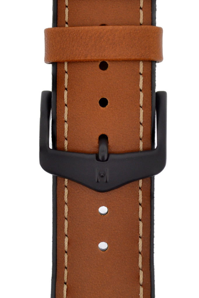 Hirsch H-Classic (HCB) Buckle in BLACK