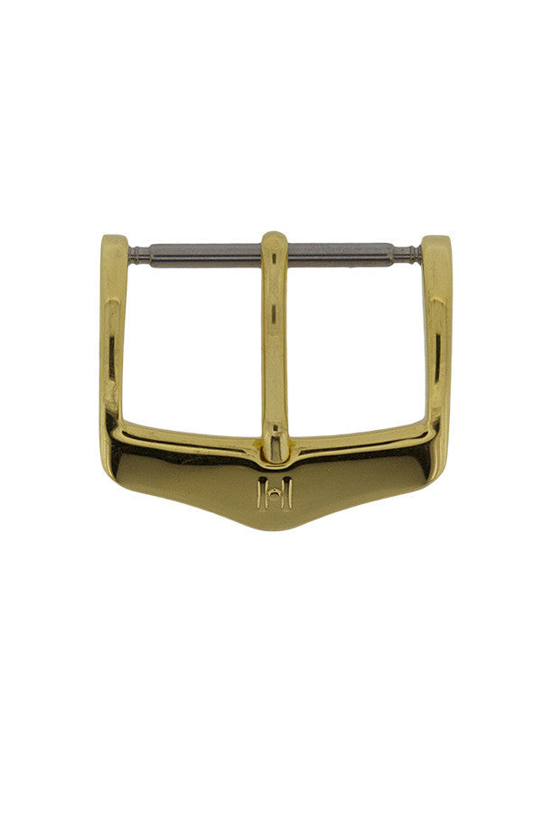 Hirsch HCB gold buckle