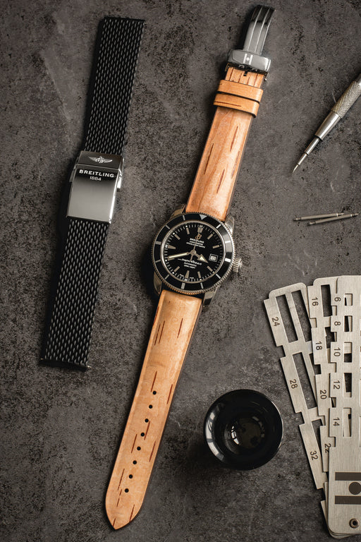 Hirsch Straps — HS by WatchObsession