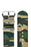 Hirsch RUSH Nylon NATO Watch Strap in GREEN CAMOUFLAGE