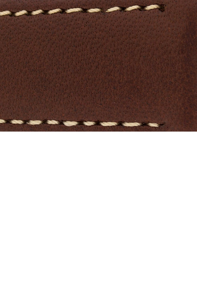 Smooth Medici leather grain