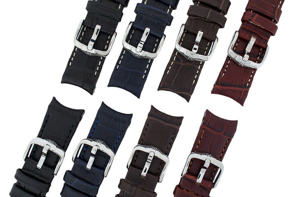 Group of Principal watch strap in a variety of available colours