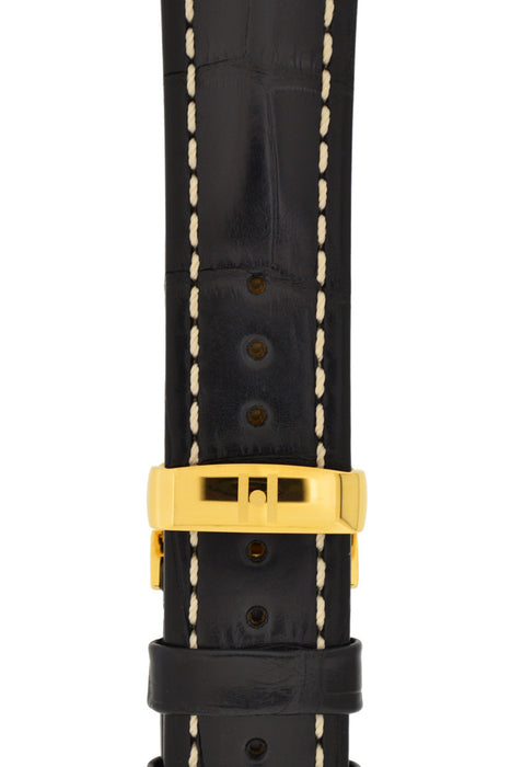 Hirsch SPORT Deployment Clasp in GOLD