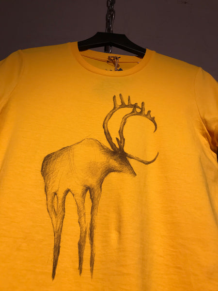 SHADOW DEER YELLOW