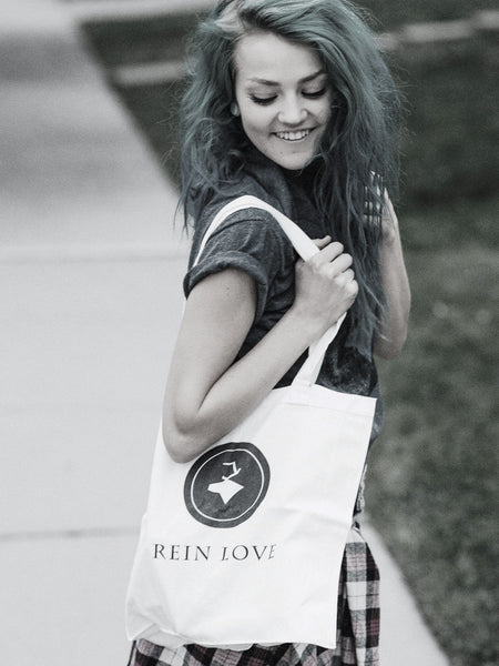 Rein Love tote bag