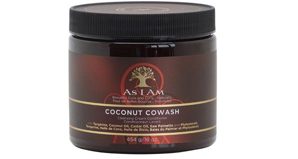 As I Am - Coconut CoWash Cleansing Conditioner, for Coils and Curls