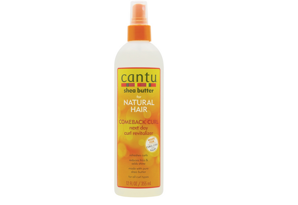 Cantu Shea Butter - Comback Curl Next Day Curl Revitalizer