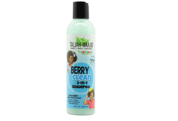 Taliah Waajid - Kinky Wavy Berry Clean Three in One Shampoo Conditioner Softener
