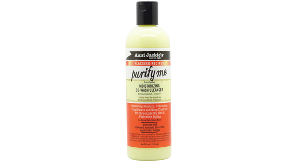 Aunt Jackie's - Purify Me Moisturizing Co-Wash Cleanser