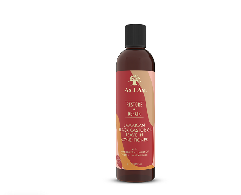 As I Am - Jamaican Black Castor Oil Leave-In Conditioner