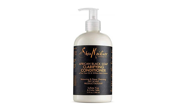 Shea Moisture - African Black Soap Clarifying Conditioner