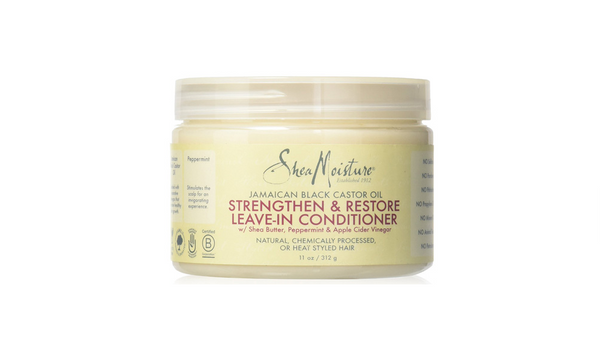 Shea Moisture - Jamaican Black Castor Oil Strengthen & Restore Leave-In Condtioner