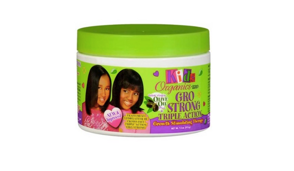 Africa's Best Organics Kids - Gro Strong Triple Action Therapy