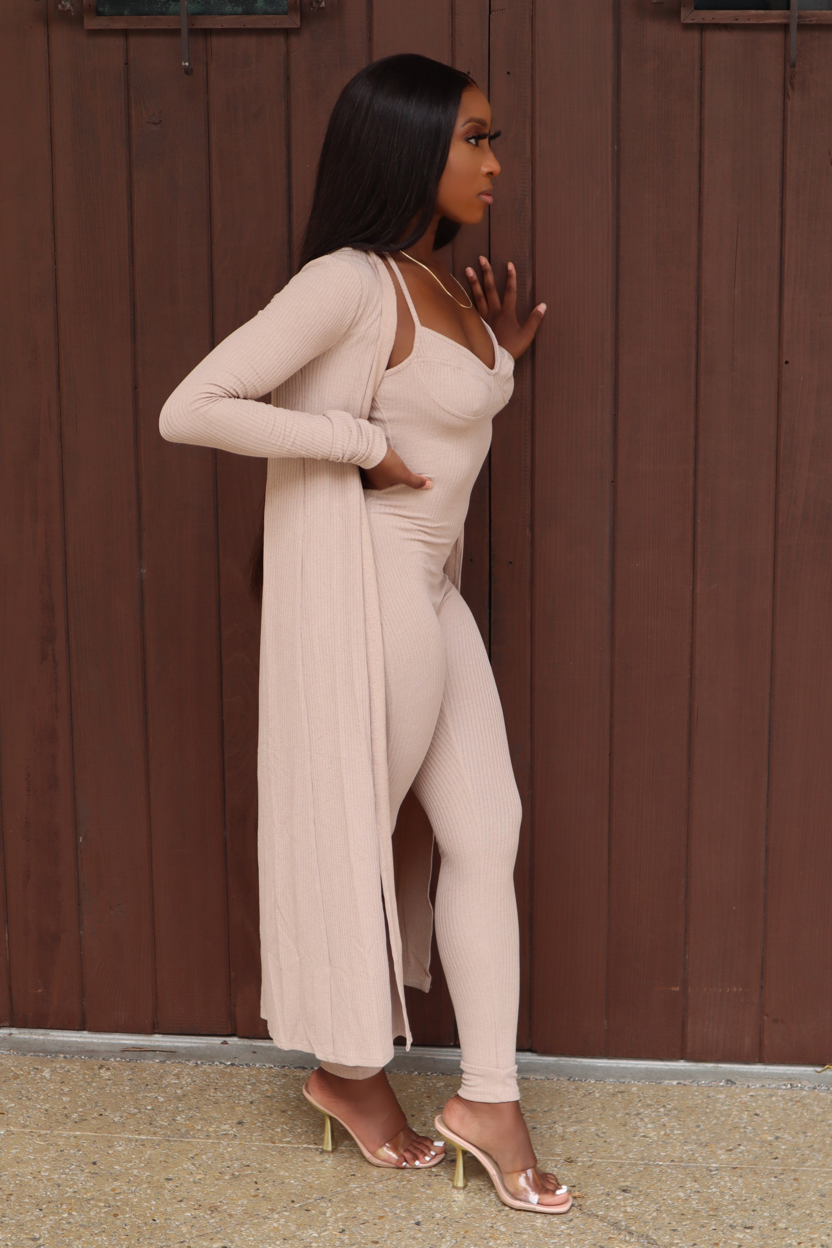 PLAY TIME | JUMPSUIT SET