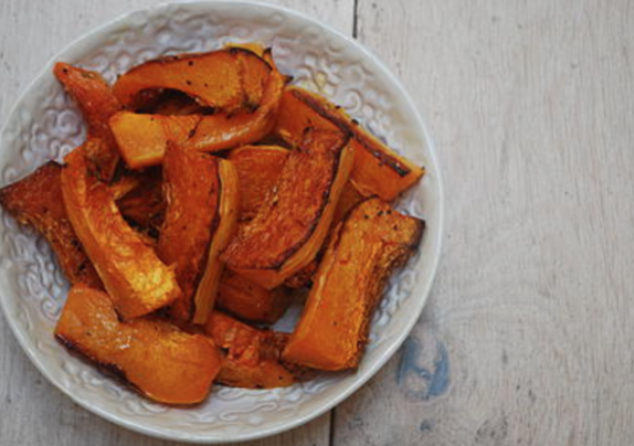 Butternut Squash Wedges