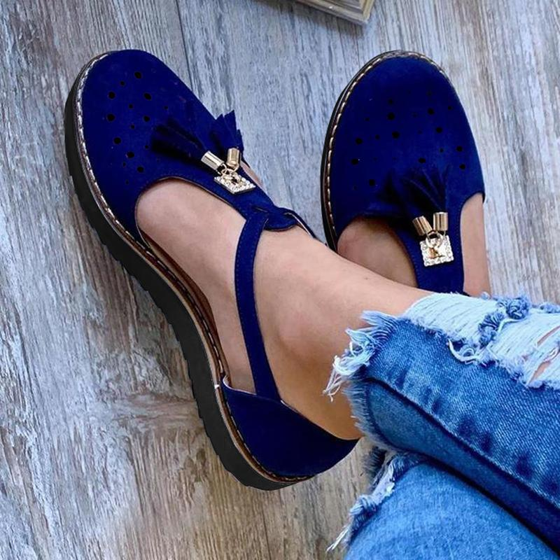 Women's Tassel Comfortable Sandals