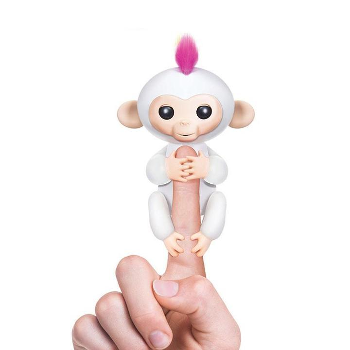 Interactive Finger Toy-Monkey