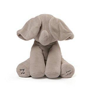 (Buy 2 free shipping)Baby Animated Flappy The Elephant Plush Toy - Graceasyi