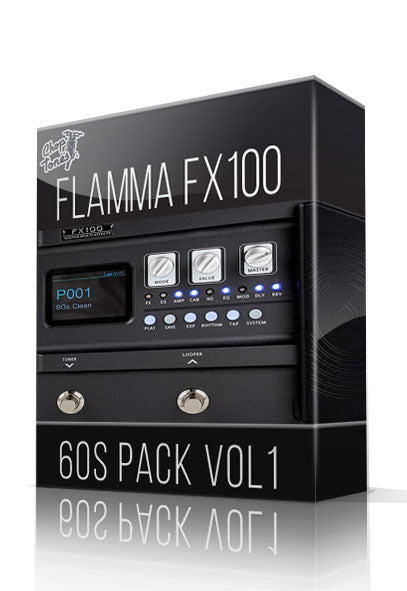 60's Pack vol.1 for FX100