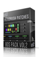 80's Pack vol.2 for Headrush - ChopTones
