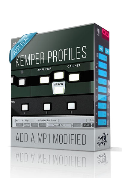 Add A MP1 Modified Just Play Kemper Profiles - ChopTones