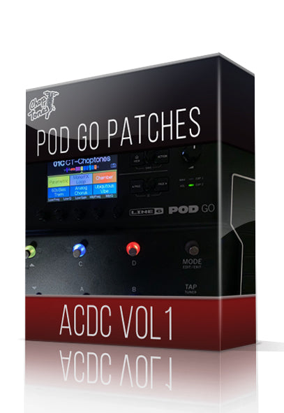 ACDC vol1 for POD Go