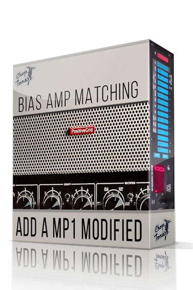 Add A MP1 Modified Bias Amp Matching Bundle - ChopTones