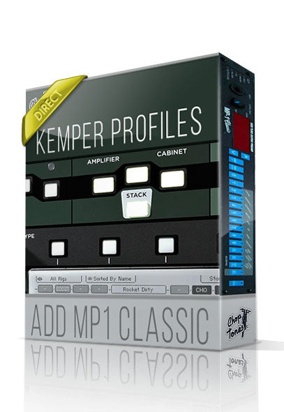 Add MP1 Classic DI Kemper Profiles - ChopTones
