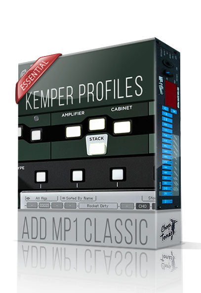 Add MP1 Classic Essential Profiles - ChopTones