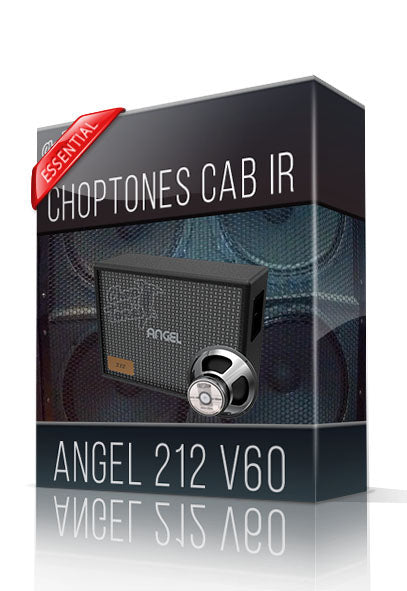Angel 212 V60 Essential Cabinet IR - ChopTones