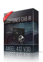 Angel 412 V30 Essential Cabinet IR - ChopTones
