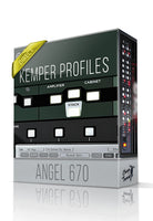 Angel 670 DI Kemper Profiles - ChopTones