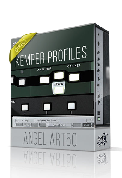 Angel Art50 DI Kemper Profiles - ChopTones