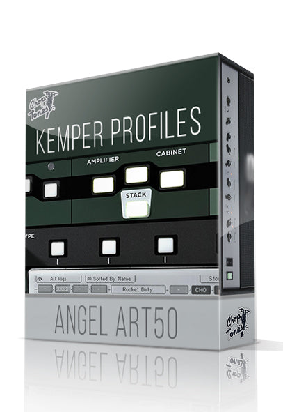 Angel Art50 Kemper Profiles - ChopTones