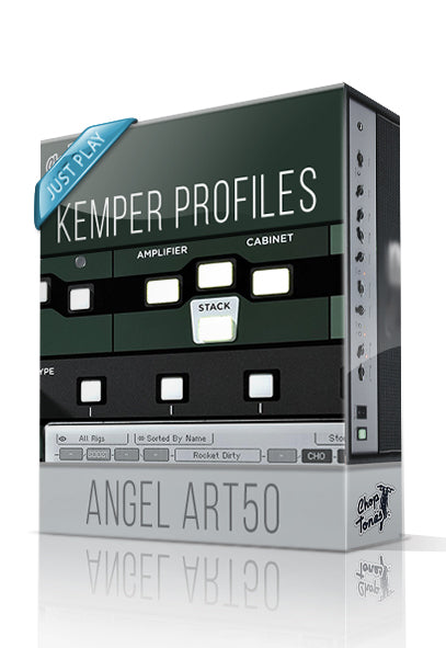 Angel Art50 Just Play Kemper Profiles - ChopTones