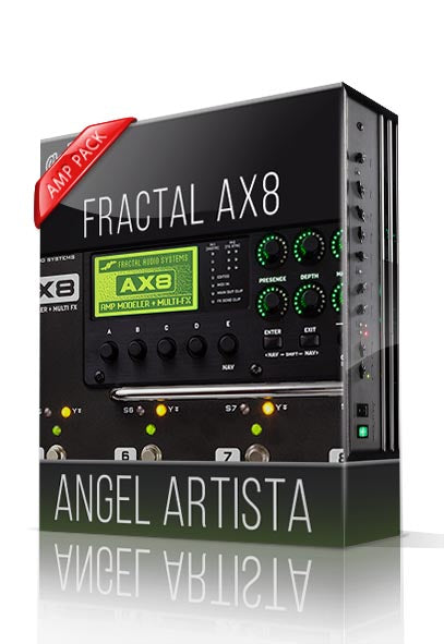 Angel Artista Amp Pack for AX8 - ChopTones