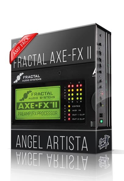 Angel Artista Amp Pack for AXE-FX II - ChopTones
