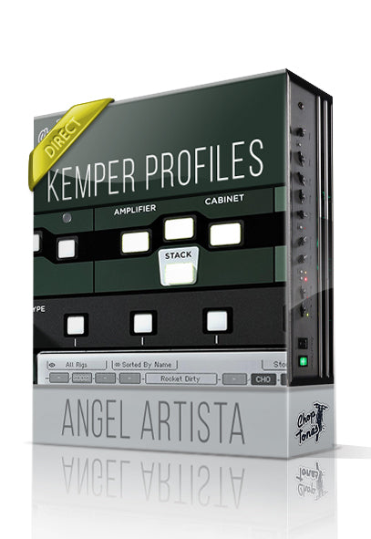 Angel Artista DI Kemper Profiles - ChopTones