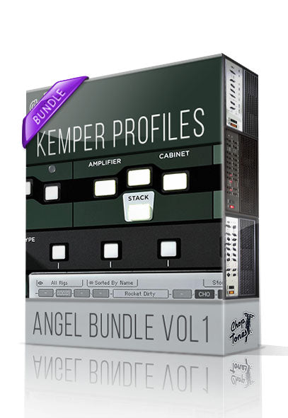 Angel Bundle vol.1 Kemper Profiles - ChopTones