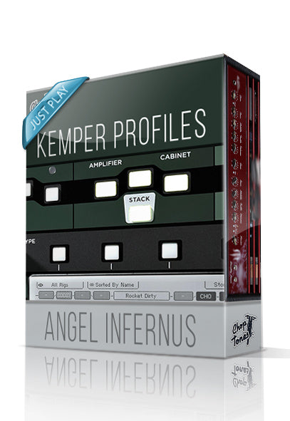 Angel Infernus Just Play Kemper Profiles - ChopTones