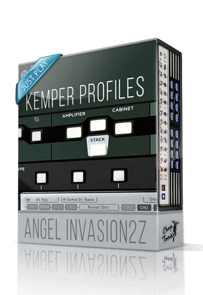 Angel Invasion 2Z Just Play Kemper Profiles - ChopTones