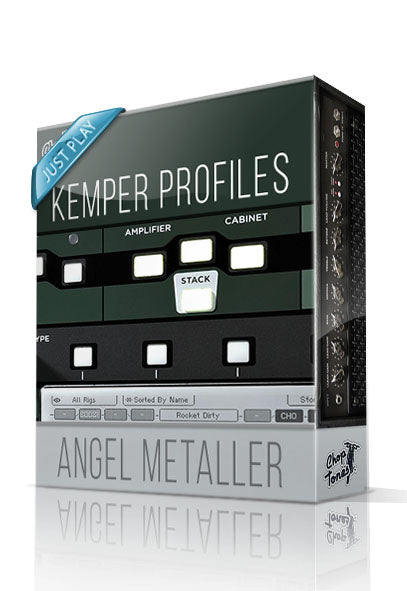 Angel Metaller Just Play Kemper Profiles - ChopTones