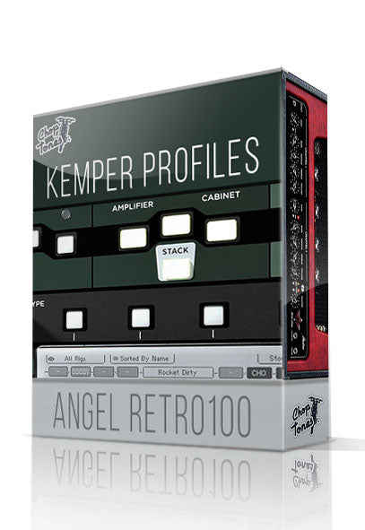 Angel Retro100 Kemper Profiles