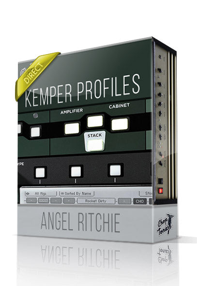 Angel Ritchie DI Kemper Profiles - ChopTones