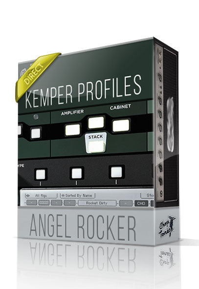 Angel Rocker DI Kemper Profiles