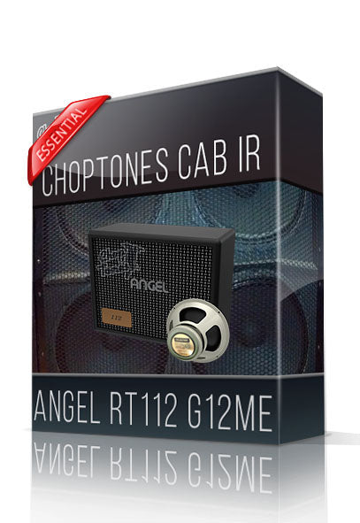 Angel RT112 G12ME Essential Cabinet IR - ChopTones